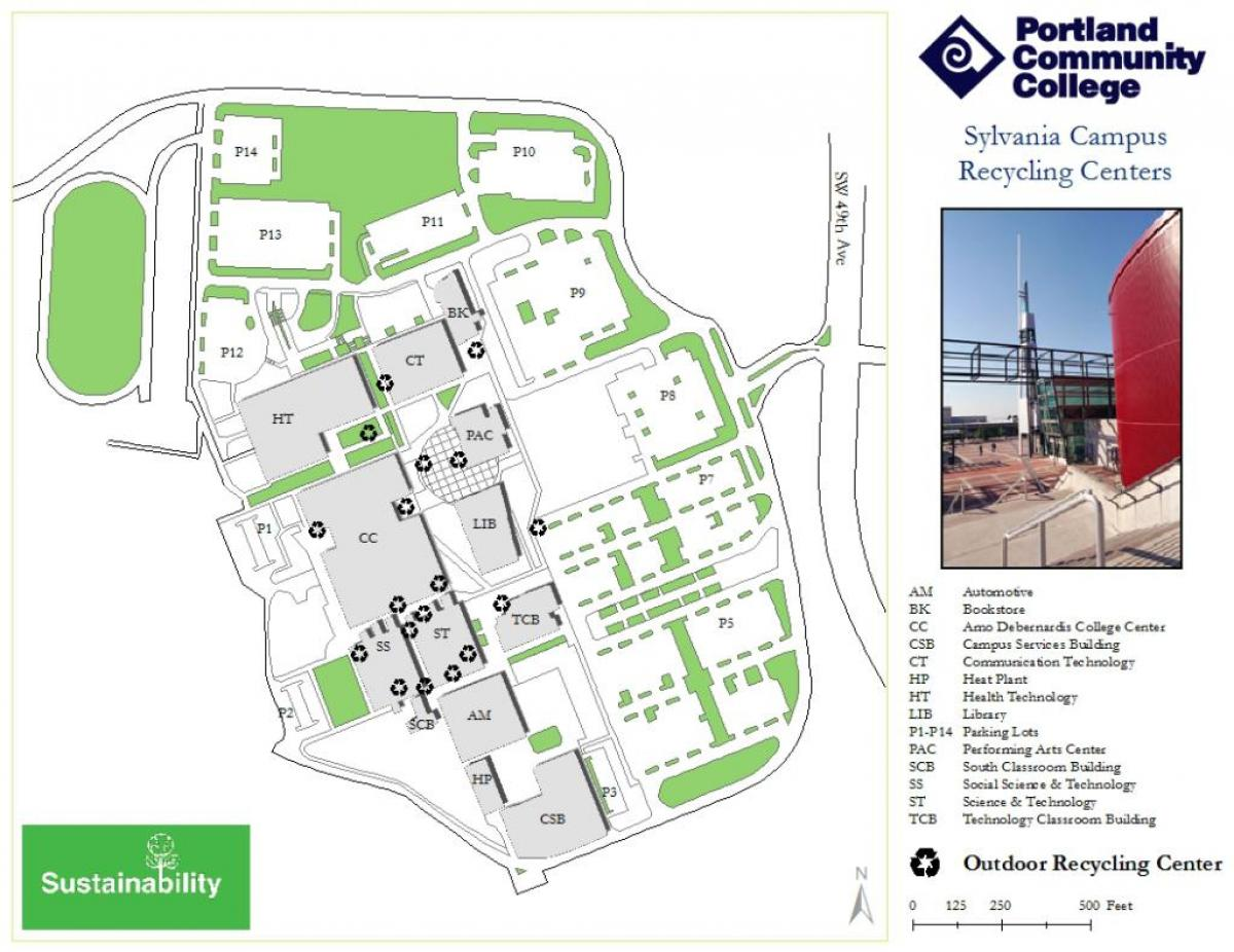 Best Pcc Sylvania Campus Map Ideas Printable Map New